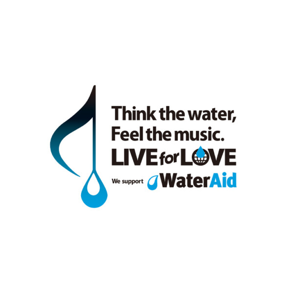 LIVE for LOVE We support WaterAid